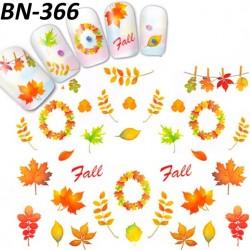 Naklejka Wodna Jesień nr BN-366