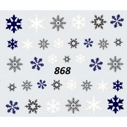 Naklejka wodna 868
