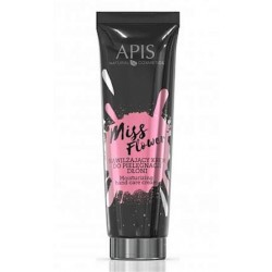 APIS MISS FLOWER nawilżający krem do dłoni 100ml