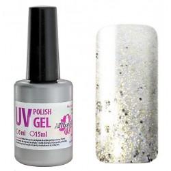 125. Lakier żelowy UV - STAR DUST COLLECTION - 6ML