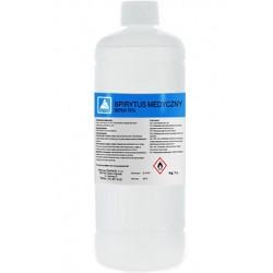 Dezynfekcja powierzchni narzędzi 1L Spirytus Medyczny  96%