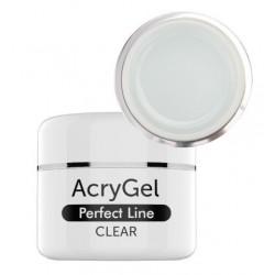 Akrylożel AKCRYGEL Budujący CLEAR - 30ml