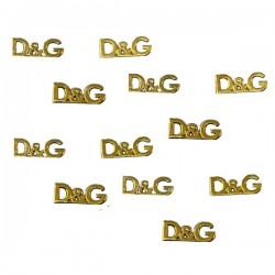 Logo D&G Złote nr 6