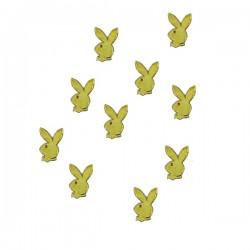 Logo Króliczka Playboy Złote nr 13