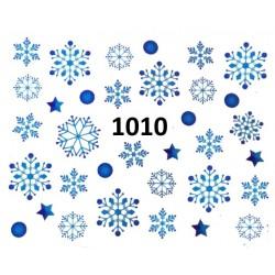 Naklejka wodna 1010