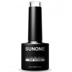 SUNONE TOP SHINE NA LAKIER HYBRYDOWY UV/LED 5 ml