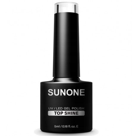 SUNONE TOP MATT NO WIPE NA LAKIER HYBRYDOWY UV/LED 5 ml