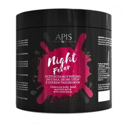 APIS NIGHT FEVER PEELING DO CIAŁA, DŁONI I STÓP -700gr