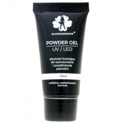 Akrylożel POWDER GEL- clear 30ml