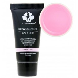 Akrylożel POWDER GEL- French Pink 30ml