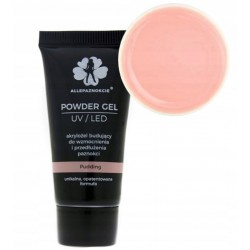 Akrylożel POWDER GEL- Pudding 30ml