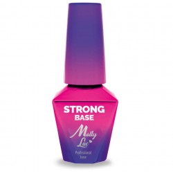 Baza hybrydowa Strong Base Molly Lac Clear 10 mL