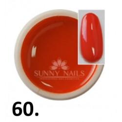 Żel kolorowy (60) Sunny Nails