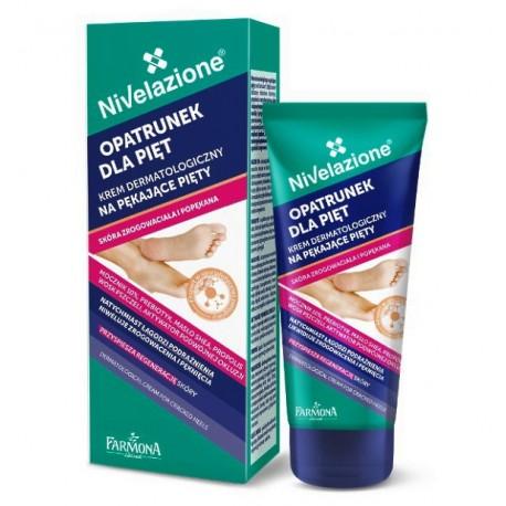 NIVELAZIONE Krem dermatologiczny na pękające pięty 75ml