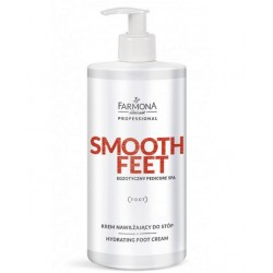 SMOOTH FEET, Nawilżąjacy krem do stóp 500ml