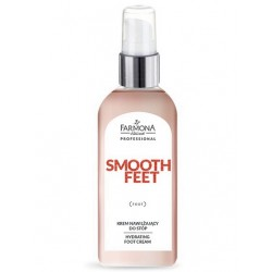 SMOOTH FEET, Nawilżąjacy krem do stóp 50ml