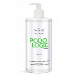 PODOLOGIC HERBAL Regenerujący krem do stóp 500ml