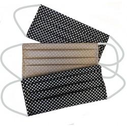 Maseczka ochronna bawełniana wielokrotnego użytku 1 sztuka