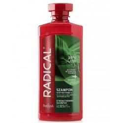 RADICAL Szampon wzmacniający do włosów osłabionych i wypadających 400ml