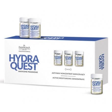 HYDRA QUEST Aktywny koncentrat nawilżający 5ml