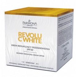 REVOLU C WHITE Krem redukujący przebarwienia SPF30 50ml