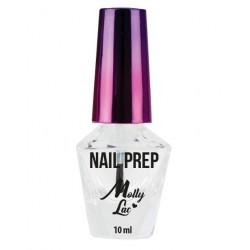 Nail Prep Allepaznokcie - preparat do odtłuszczenia płytki paznokcia 10ml