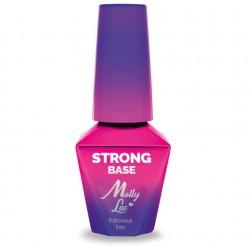 Baza hybrydowa Strong Base Molly Lac Clear 5ml