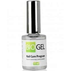 Biogel - nail care program - preparat wzmacniający płytkę paznokcia 15ml