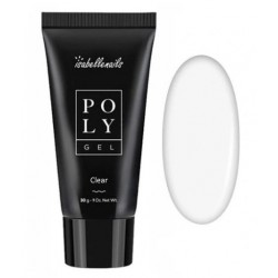 POLY Gel Isabellenails Clear - 30g