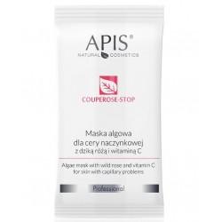 APIS Couperose- Stop Maska Algowa Dla Cery Naczynkowej 20g