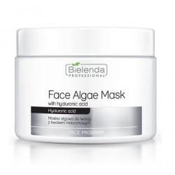 Maska Algowa z kwasem hialuronowym 190g Bielenda