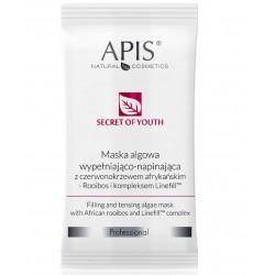 APIS Sekret Młodości Maska Algowa Wypełniająco-Napinająca Z Sezamem I Kompleksem Linefill 20g