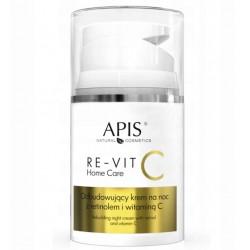 APIS RE-VIT C Odbudowujący krem na noc z retinolem 50ml
