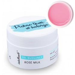 Żel UV/LED  Budujący Rose Milk 30ml IsabelleNails