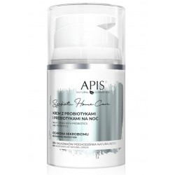 APIS SYNBIOTIC Krem z probiotykami i prebiotykami na noc 50ml