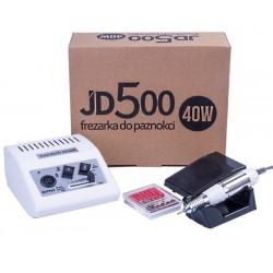 Frezarka JD-500-40W BIAŁA  Allepaznokcie