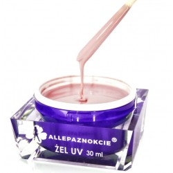 Żel LED/UV budujący Perfect French Natural 30 ml