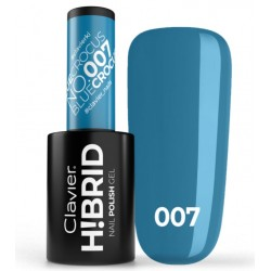 007.CLAVIER H!IBRID Lakier Hybrydowy 5ml