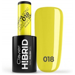 018.CLAVIER H!IBRID Lakier Hybrydowy 5ml