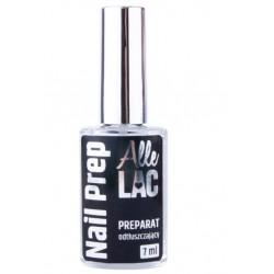 Nail Prep ALLE Lac - preparat do odtłuszczenia płytki paznokcia 15ml