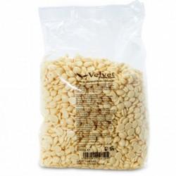 Wosk twardy w perełkach - Biała Czekolada 1kg