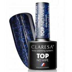 CLARESA TOP NO WIPE Glitter BLUE 5g