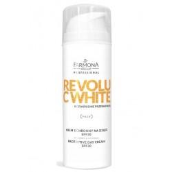 REVOLU C WHITE Krem ochronny SPF 30 150ml