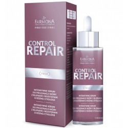 Control Repair Intensywne serum do pielęgnacji skóry z bliznami i rozstępami 30 ml
