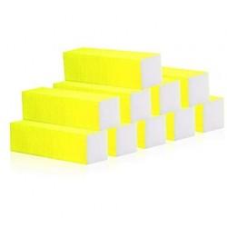 Blok polerski neon żółty  10 szuk