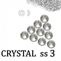 Cyrkonie typu Swarowski Crystal ss-3
