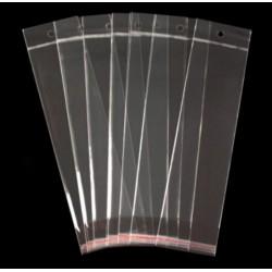 Torebka foliowa zamykana 5x20-100szt