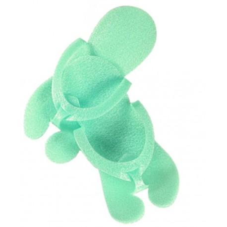 Klapki japonki zielone 1para