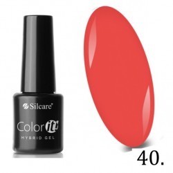 New Color IT Silcare  6ml - kolor 40
