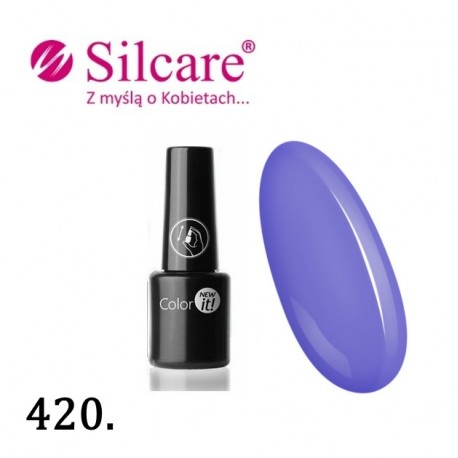New Color IT Silcare  6ml - kolor 420